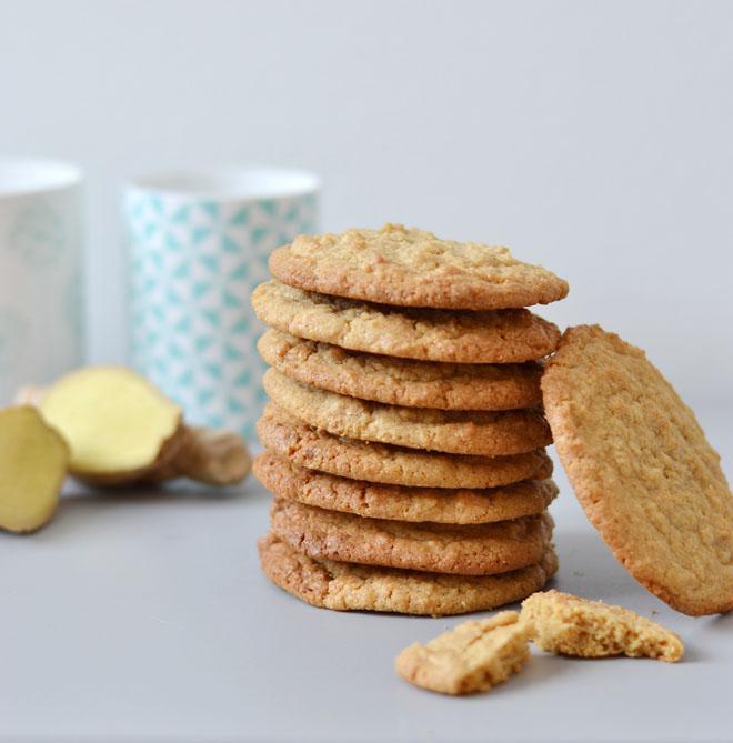 Ingefaercookies