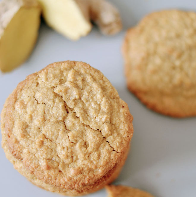 Ingefaercookies2